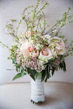 pink romantic wedding inspiration