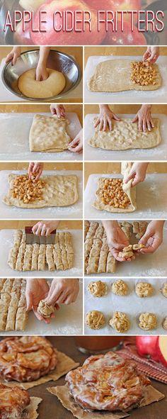 rosh hashanah apple cakes
