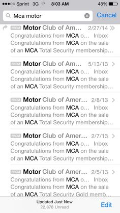 numerous people were clocking income in with this company called, motor club of america better know as MCA But… I continued researching further into this…Keep Reading