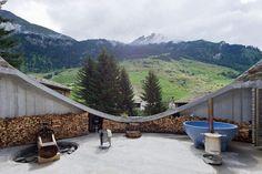 Swiss Underground Home, Vals