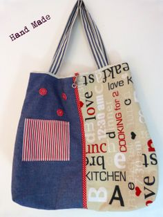 Bag in American Style