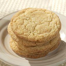 KAF sugar cookies