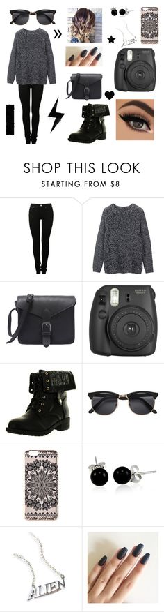 """""""Sin título #65"""" by gimevelazquez on Polyvore featuring moda, MM6 Maison Margiela, Toast, Refresh, New Look, Bling Jewelry y Disturbia"""