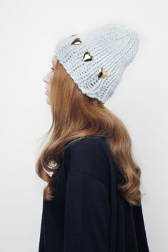 Aurélie Bidermann X Wool and the Gang  collab  woolandthegang   aureliebidermann  hat  beanie  knitting  jewelry 333dae8239c2