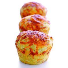 Ruokaisat muffinit