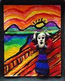 Artsonia Art Exhibit :: The Scream