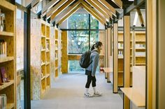 : Tween Section in Public Library Scale Design, Key Design, Learning Spaces, Learning Centers, Making Space, Empty Spaces, Front Elevation, Architect Design, Design Process