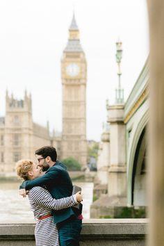 Von Big Ben nach Exmouth Market: Urban-schicke Hochzeit in London | Hochzeitsblog - The Little Wedding Corner