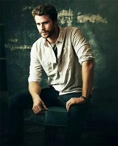 Liam hemsworth As Sly Fortis Security by Maddie Wade