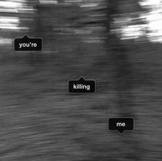 black and white, grunge, kill, killing, nature, overlay, overlays, tumblr