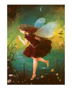 Water Flower Fairy