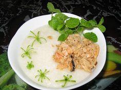 Cháo cá hồi (la zuppa di salmone) http://viaggi.asiatica.com/