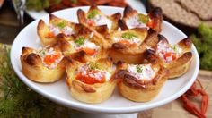 Bruschetta, Baked Potato, Yummy Food, Delicious Recipes, Foodies, Recipies, Food And Drink, Appetizers, Cooking Recipes