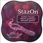 New StazOn Midi Ink Pads - Gothic Purple