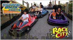 Go Karts, Mini Golf & More at Race City - Panama City Beach Attractions
