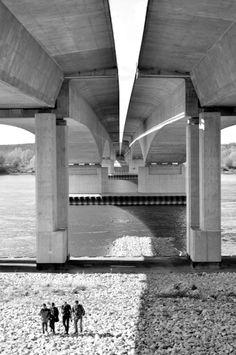 Most autostradowy, Rozgraty