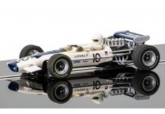 Legends Team Lotus 49 - Pete Lovely