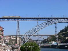 Ponte Luis I / Ribeira - Porto Portugal