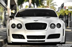 One Of Two In The World: Bentley GT Fitted With A Premier4509 Wide Body | por SupercarFocus.com