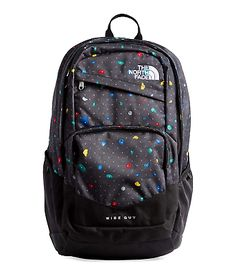 729f3aa12824 online shopping for Price vary color Wise Guy Backpack - TNF Black  Climbfetti Print TNF Black - OS from top store. See new offer for Price  vary color Wise ...