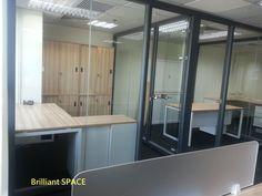 Glass System Wall 創新中心 (無鑽地裝置) 8
