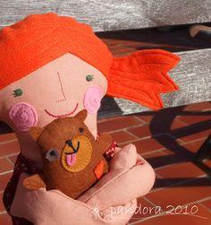 bambola per giulia #doll