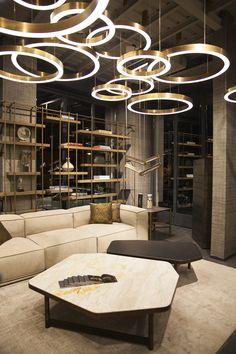 Cote Deco Showroom.. Henge exclusive flagship store in Istanbul @henge07