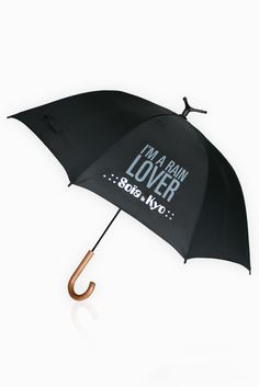 """I'm a rain lover"" yes I am ;)"