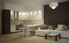 Кухня-гостиная 16 м кв (47 фото): видео-инструкция по монтажу своими руками, дизайн, цена, фото