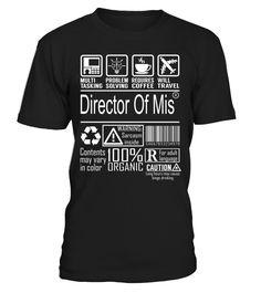 Director Of Mis - Multitasking