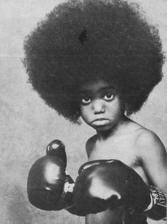 Soul Boxing - this young man's name is Tiger Smalls