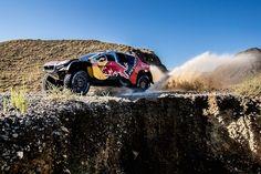 Silk Way Rally 2016: Primeira dobradinha dos Peugeot 2008 DKR na 7ª Etapa