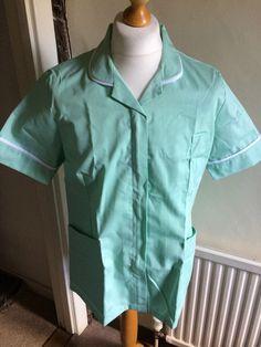 48ba9d4509e Alexandra Healthcare Nurse Grey Tunic Size UK 18 Uniform Ladies WP146 for  sale online | eBay
