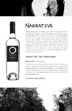 Narrative Spirit of the Vineyard Wines, Vodka Bottle, Vineyard, Spirit, Vine Yard, Vineyard Vines