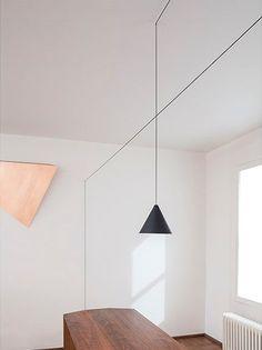 Flos String Light Cone hanglamp