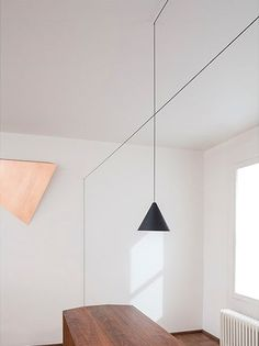 Win a Flos String Light with Cone Head and Floor Base! Valid until 31 March 2015. http://www.nest.co.uk/newsletter