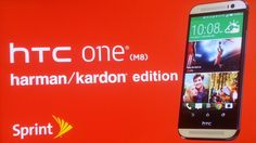 HTC One M8 Harman Kardon edition should please Sprint audiophiles | Sprint nabbed its very own sound-centric HTC One M8, and Framily members get a special Spotify deal. Buying advice from the leading technology site