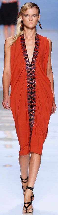Etro Spring Summer 2012 Ready-To-Wear