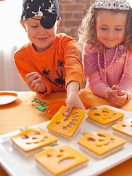 Great food idea for kid party