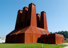 5 buildings making power production look good | Architecture | Agenda | Phaidon