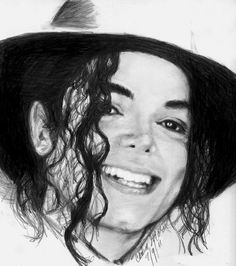 The King of Pop and Smiles by CezLeo.deviantart.com on @deviantART
