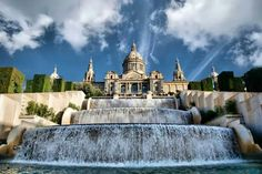 Barcelona Travel Places to Visit A Visit in Barcelona Spain Barcelona travel places to visit. I have wanted to visit Barcelona, Spain for the longest time. Visit Barcelona, Barcelona City, Barcelona Travel, Barcelona Catalonia, The Places Youll Go, Places To See, National Art Museum, Borobudur Temple, Cruise Destinations