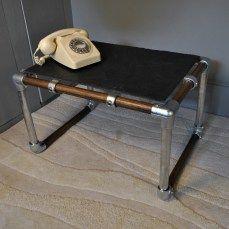 http://handmadeinbrighton.com/public/2015/05/gallery/slate-scaffold-smoked-oak-coffee-table/