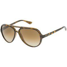 Ray-Ban Cats 5000 Sunglasses - Men s Lunettes De Soleil, Accessoires, Mode, cd7d4104997a
