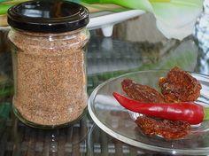Chili - Tomatensalz
