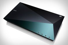 Sony S5100 Blu-ray Player // Al fin un diseño futurista adhoc con la tecnología de @SonyStore #Gadgets