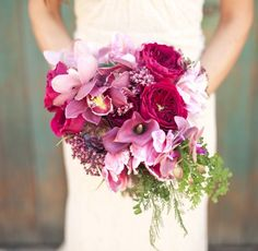 Gorgeously Unique Wedding Bouquets - MODwedding