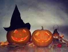 Como fazer uma abóbora de Halloween. Quer celebrar o Halloween? Então, são muitos os detalhes a ter em conta, mas uma das coisas que não pode faltar na decoração desta festa é a Jack-O'-Lantern, uma abóbora gigante decorada de forma assu...