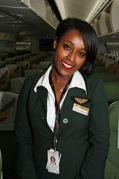 Ethiopian Airlines Cabin Crew 1