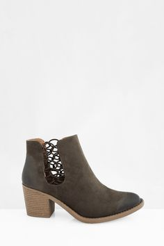 Tobin Ankle Bootie at Tobi.com #shoptobi
